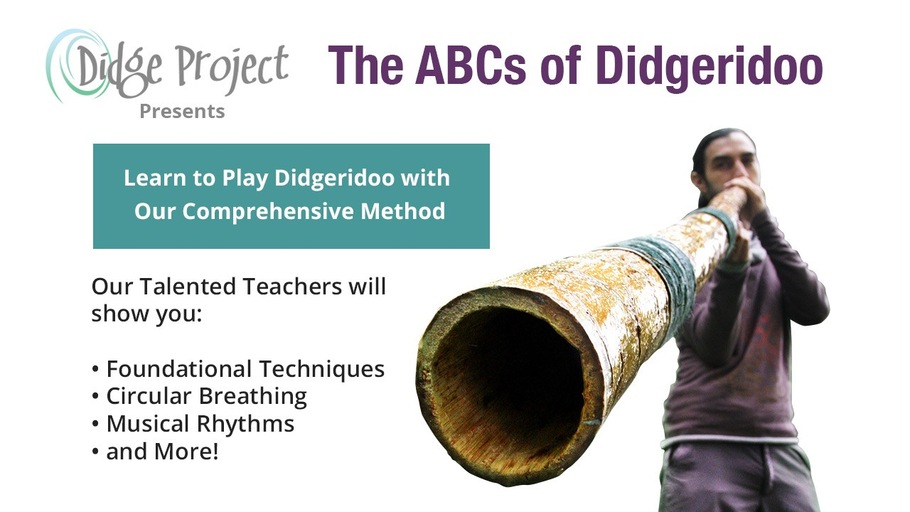 abcs of didgeridoo