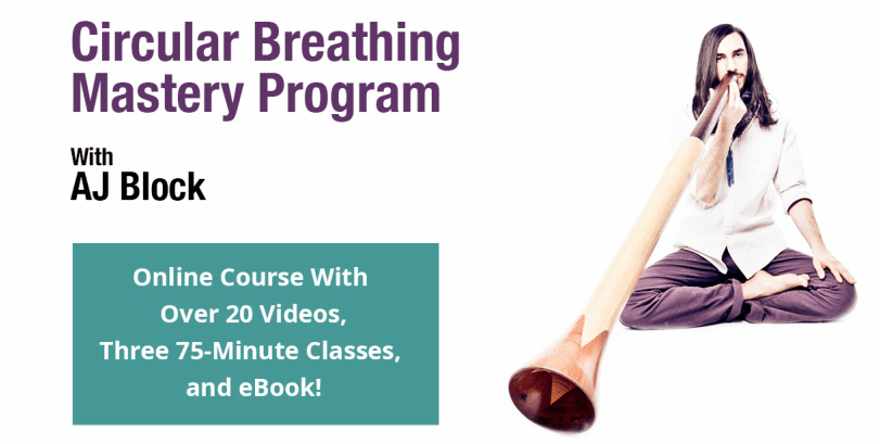 Circular Breathing Mastery Program