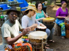 clave rhythm joakim lartey tribal rhythms gathering 2018