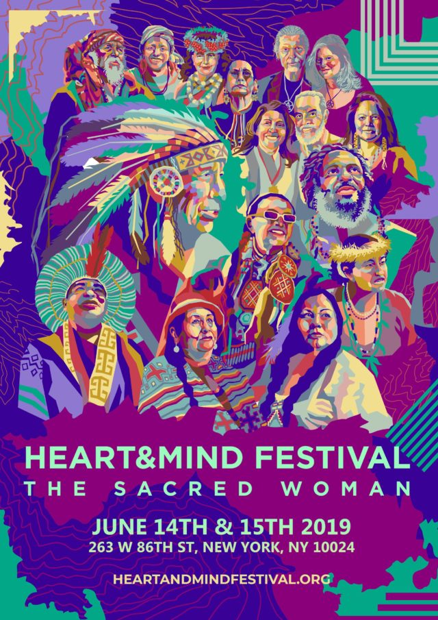 THE SACRED WOMAN - HEART & MIND FESTIVAL
