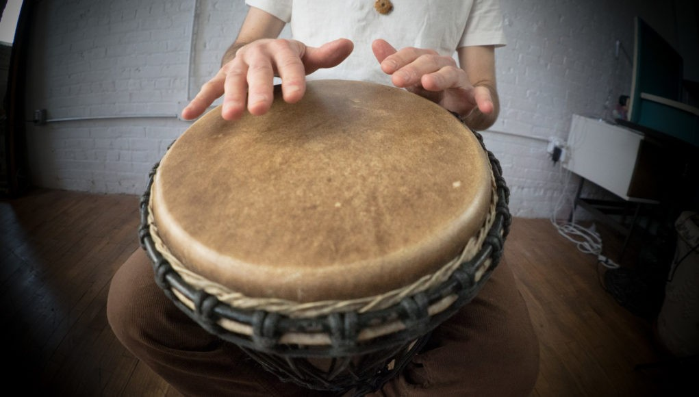 djembe rock beat