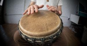 djembe rock beat