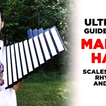 Ultimate Guide to the Mallet Harp: Scales, Chords, Rhythms and More