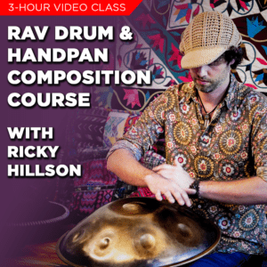 RAV Drum & Handpan Composition Course