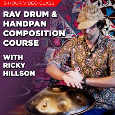 RAV Drum & Handpan Composition Course