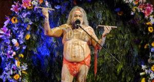 lewis burns aboriginal artist